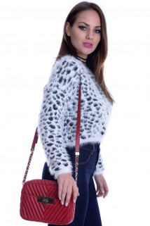 Suéter Feminino de Pelinhos 4