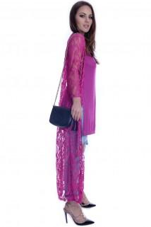 Kimono Long de Renda 4