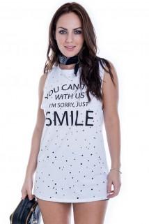 Regata Smile com Detalhe Vazado 4