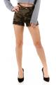 Shorts Hot Pants Camuflado