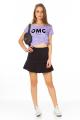 T-shirt com Estampa Frontal 2