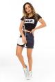 T-shirt com Estampa Frontal 6