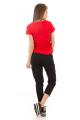 T-shirt com Estampa Frontal 4