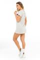 T-shirt Dress com Listra 4