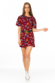 T-shirt Dress Estampado 2