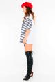 T-shirt Dress Listrado 3