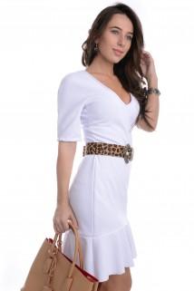 Vestido com Babado 3