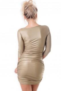 Vestido com Fivela Gloss 2