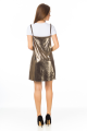 Vestido de Alcinha Metalizado 4