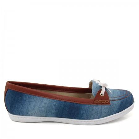 Sapato Feminino Dockside Moleca 5303100