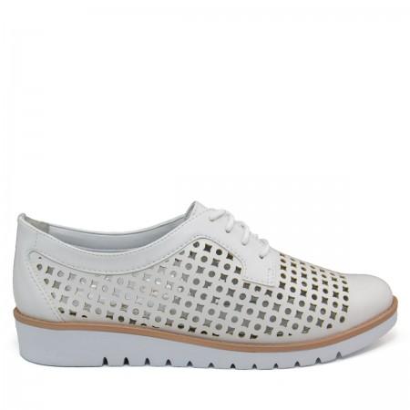 Sapato Feminino Oxford Ramarim Total Comfort 1690201