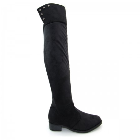 Bota Feminina Over The Knee Beira Rio 9045118