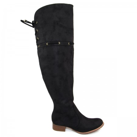 Bota Feminina Over The Knee Crysalis 30364772