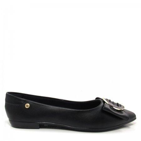 Sapatilha Bico Fino Feminina Olfer Shoes 1226-146 Laço