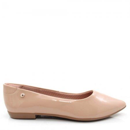 Sapatilha Bico Fino Feminina Olfer Shoes 1266-001 Básica