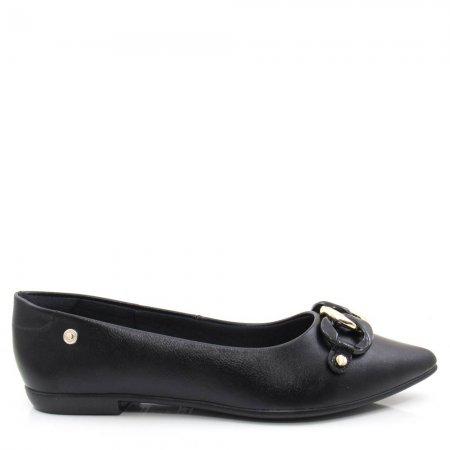 Sapatilha Bico Fino Feminina Olfer Shoes 1266-212 Conforto