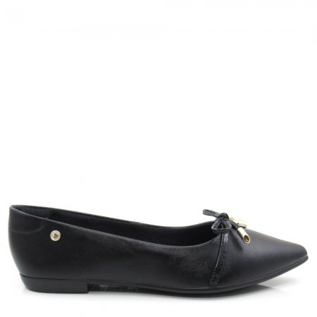 Sapatilha Bico Fino Feminina Olfer Shoes 1266-246 Conforto
