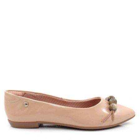 Sapatilha Bico Fino Feminina Olfer Shoes 1266-310 Conforto