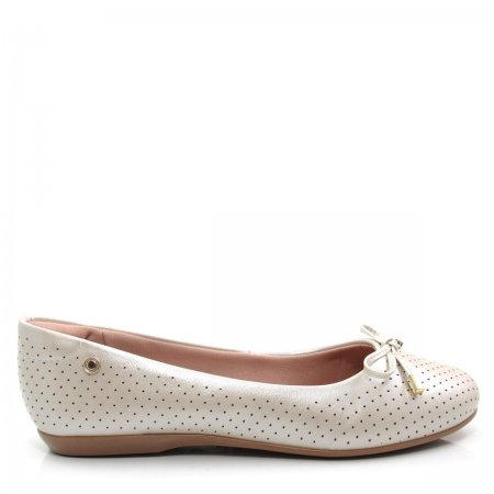 Sapatilha Feminina Bico Redondo Olfer Shoes 1284-205