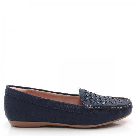 Sapato Mocassim Feminino Olfer Shoes 1294-009