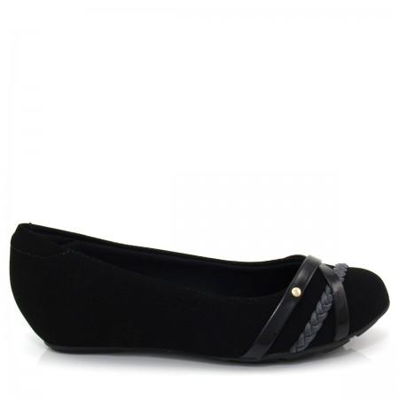 Sapato Feminino Modare 7012113  Preto