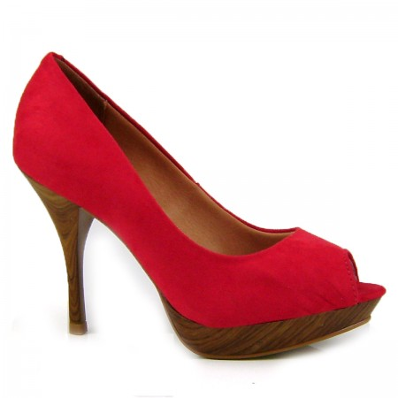 Sapato Feminino Peep Toe Vizzano 1778.400
