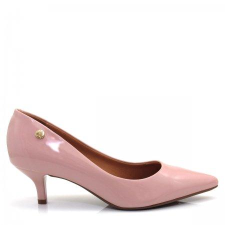 5c4c16ce0d Sapato Scarpin Feminino Vizzano Bico fino 1122628 Salto Baixo ...