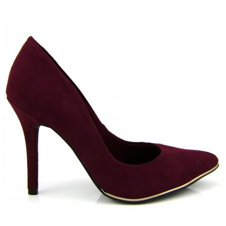 Sapato Scarpin Via Marte 14101