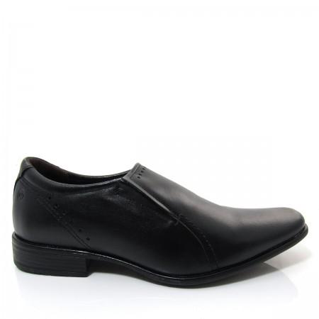 Sapato Social Masculino Pegada 22060 sem Cadarço em Couro