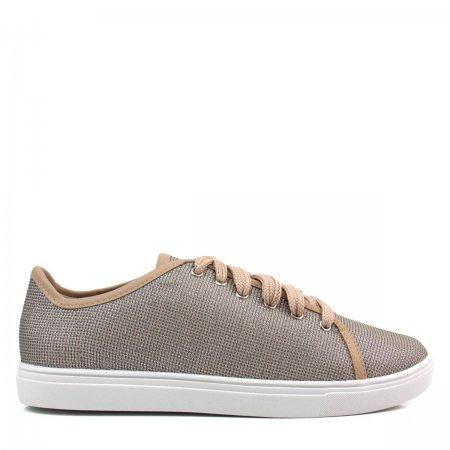 Tênis Casual Feminino Olfer Shoes 13670-03 com Cadarço