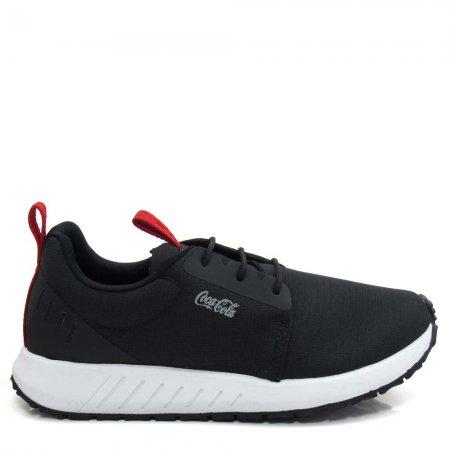 Tênis Com Cadarço Feminino Coca Cola Shoes CC1780 Fitness