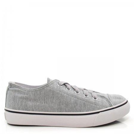 Tênis Feminino Casual Capricho Shoes CP0540 Like Canvas Moleton