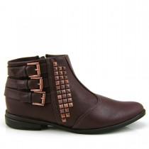 Imagem - Bota Ankle Boot Ramarim - 002212