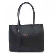 Imagem - Bolsa Feminina de Ombro Classe Couro 2157 Grande - 004683