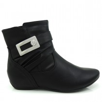 Imagem - Bota Ankle Boot Comfortflex - 002420