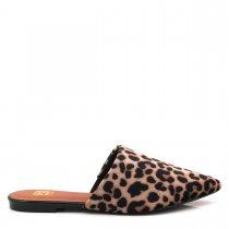 Imagem - Mule Feminino Bico Fino Olfer Shoes 13511-04 Liso - 004654