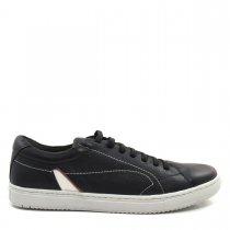 Imagem - Sapatênis Masculino em Couro Olfer Shoes 1744 Elástico - 004598