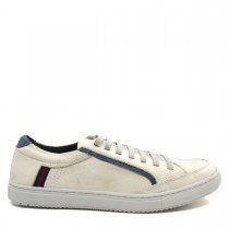 Imagem - Sapatênis Masculino em Couro Olfer Shoes 1747 Elástico - 004600