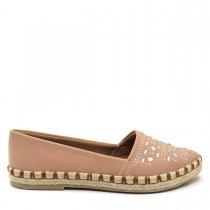Imagem - Sapatilha Alpargata Feminina Olfer Shoes 3109 Bico Fino - 004618