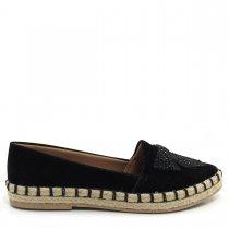 Imagem - Sapatilha Alpargata Feminina Olfer Shoes 3173 Bico Fino - 004619