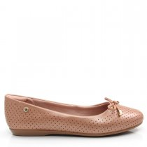 Imagem - Sapatilha Feminina Bico Redondo Olfer Shoes 1284-205 - 005009