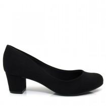 Sapato Feminino Scarpin Beira Rio 4777309 Salto bloco