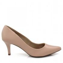 Imagem - Sapato Feminino Scarpin Bico Fino Of Shoes 8666629 - 002912