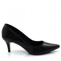 Sapato Feminino Scarpin Bico Fino Of Shoes 8666629