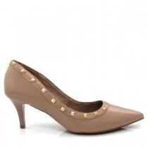 Imagem - Sapato Feminino Scarpin Bico Fino Of Shoes 8666634 - 002914