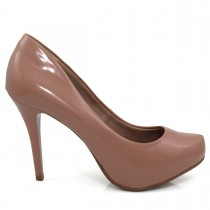 Sapato Feminino Scarpin Crysalis 50154215 Verniz