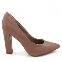 Sapato Feminino Scarpin Crysalis 51174764 Bico Fino