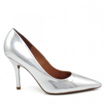 Imagem - Sapato Scarpin Feminino Vizzano Bico fino Metalizado 1184113 - 003184
