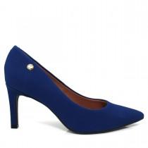 Imagem - Sapato Scarpin Feminino Vizzano Bico fino  1232100 Nobuck glamour - 003006