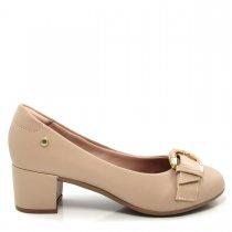 Imagem - Scarpin Bico Redondo Feminino Olfer Shoes 1236-015 - 004545